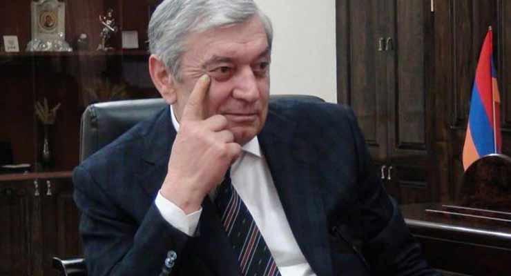 MP Felix Tsolakyan