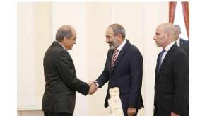 PM Pashinyan, Demetris Syllouris discuss a range of issues related to further development of Armenia-Cyprus relations