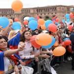 Revolution Sweeps Armenian Opposition Leader Nikol Pashinyan Into Power