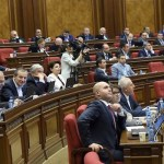 Armenian Government, Parliament Move To Amend Election Law