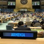 Armenia Elected member of UN Economic and Social Council (ECOSOC)