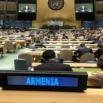 Armenia Elected member of UN Economic and Social Council (ECOSOC)