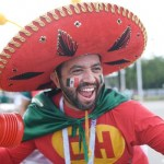 Germany embarrassed by passionate Mexico fans on historic World Cup night