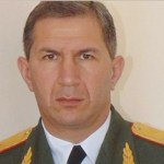 Onik Gasparyan appointed First Deputy Chief of Staff of Armed Forces