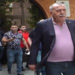 BREAKING NEWS: Republican Party faction MP escorted away by national security agents in Ejmiatsin