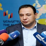 Breaking: Hayastan All Armenian Fund's director arrested for embezzlement