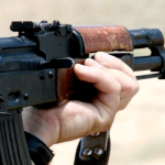 Terrorist State of Azerbaijan opens cross-border gunfire at Armenian town