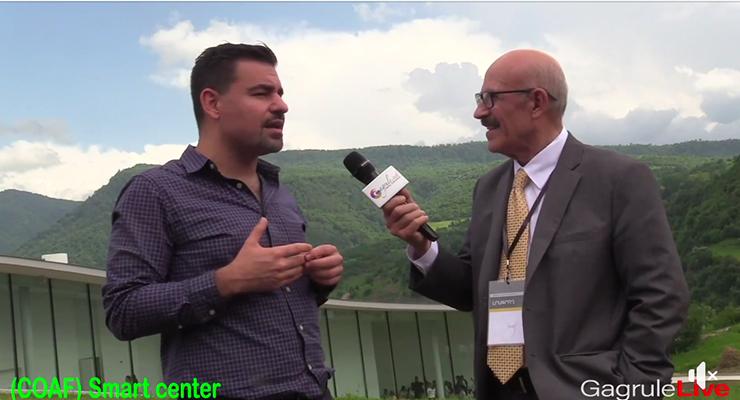 Haig Boyadjian interview