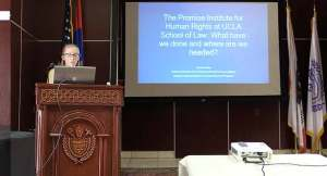 """Professor Jessica Peake Lecture """"The Promise Institute One Year On"""" VIDEO"""