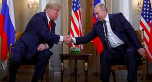 What Donald Trump and Vladimir Putin should agree on in Helsinki