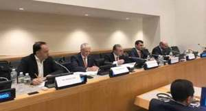 Armenia FM at UN, presents new government's reform agenda