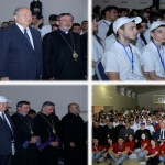 President Sarkissian meets with participants of Pan-Armenian Youth Gathering