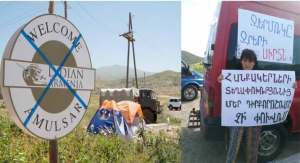 Armenian activists fight to shut down gold mine, save their water VIDEO