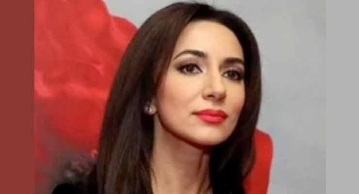 singer Zara Mgoyan