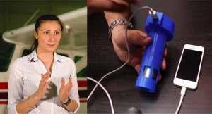 Canada: Syrian-Armenian refugee Shoushi Bakarian invents renewable energy device for aircraft