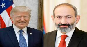 I hope our partnership that started 100 years ago will further strengthen – Trump congratulates Pashinyan