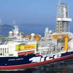 Cyprus: Exxon drillship on location in block 10, Turkey on edge
