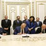 Contract on building $250,000,000 worth TPP in Yerevan inked