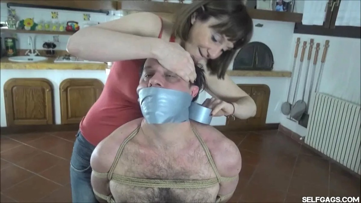 Turning Her Married Lover Into A Bondage Slave! (Episode 2 of 2)