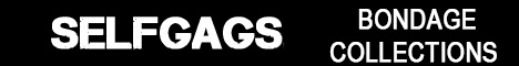 Selfgags bondage collections website logo
