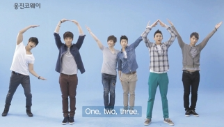 2PM's cover dance for Coway