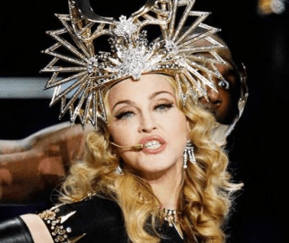 Madonna's halftime show generated major conversation in social media.