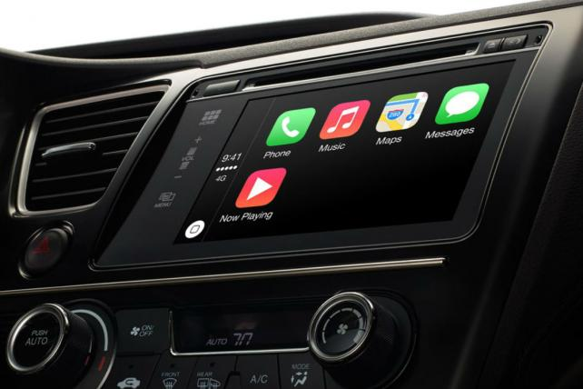 So far, Apple calls the shots on what's available on CarPlay.