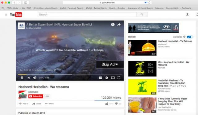 Image result for youtube ads
