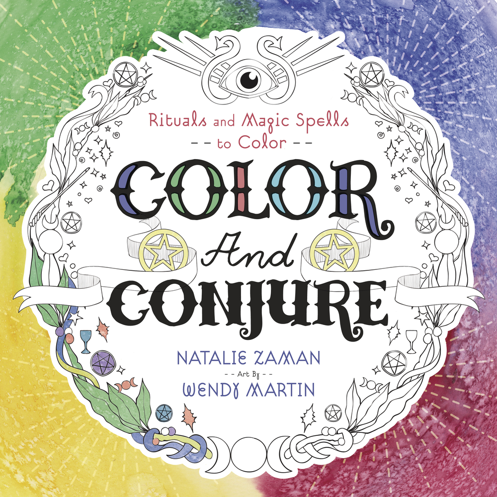 Book Review Color Conjure