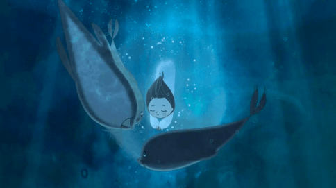Song of the Sea - Saoirse and the Seals