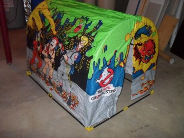 Ghostbusters Tent 1