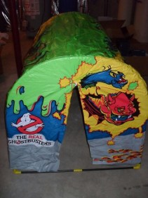 Ghostbusters Tent 2