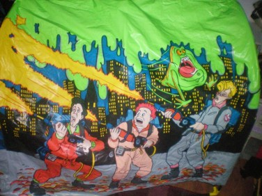Ghostbusters Tent 3