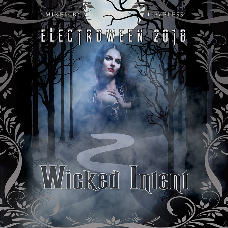 ELECTROWEEN 2018 - Wicked Intent Mix Artwork