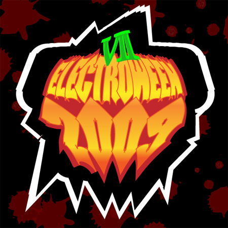 ELECTROWEEN 2009 Cover Art