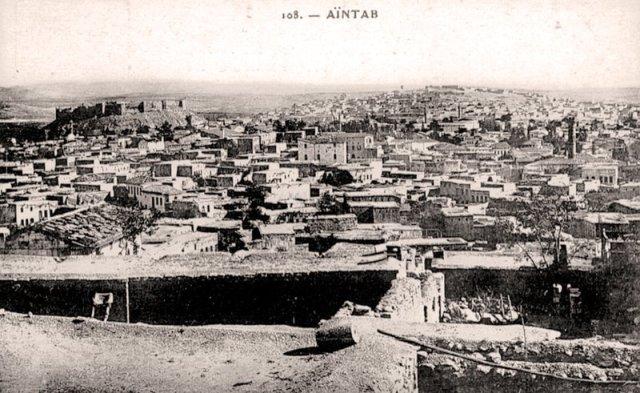 1900'lerin başında Antep...