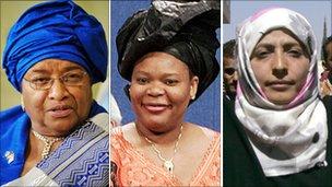 Nobel per la Pace 2011