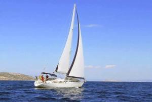 Gaia pod plachtami (Egejské moře)