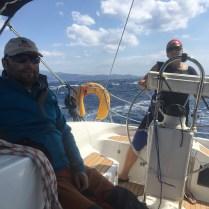 Na zadoboční vítr krásný jachting