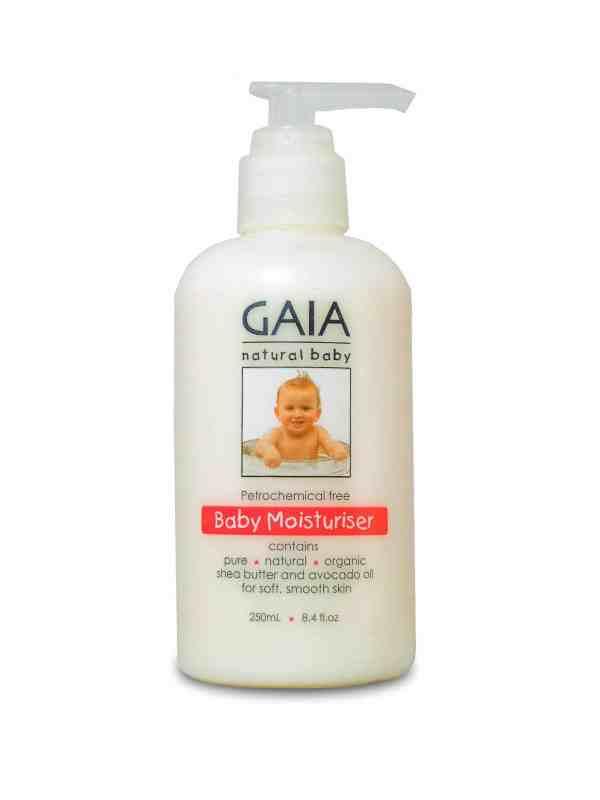 Gaia Skin Natural Baby Moisturiser