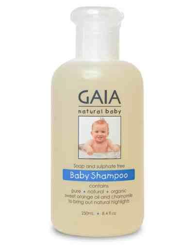 Baby Natural Skincare Baby Shampoo