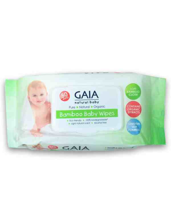 Baby Natural Skincare Baby Wipes