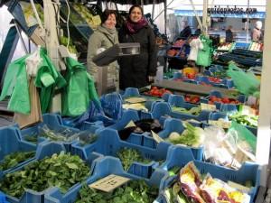 Koeln Rodenkirchen Markt Einkaufen