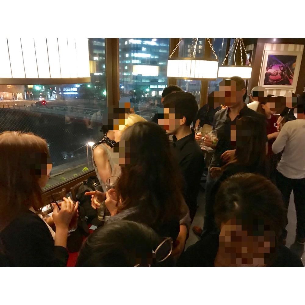 TGIFridays 国際交流パーティー