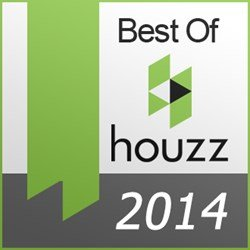 Rated at the highest level for client satisfaction by the Houzz community.