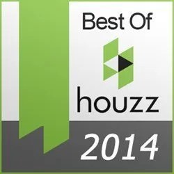 Gailani Designs wins 2014 Best of Houzz!