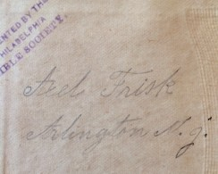 Axel Frisk Signature