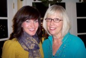 Stef Fowler and Gail
