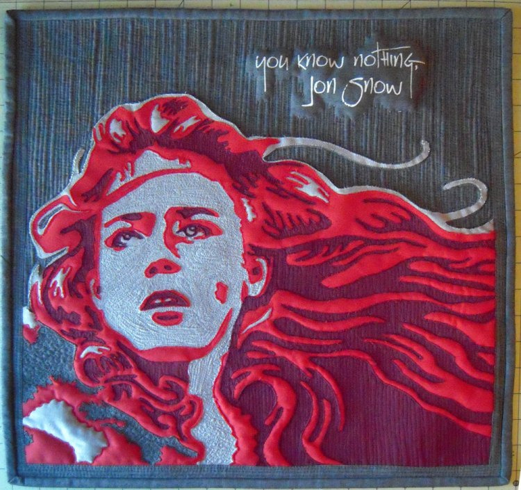 Finished Ygritte Quilt