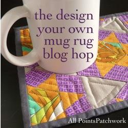 mug rug blog hop